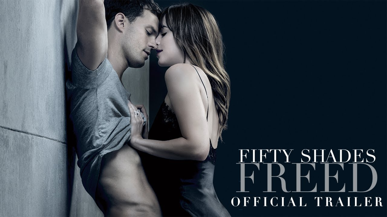 Fifty Shades of Grey 3  – trailern är online!