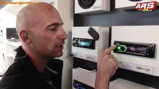 Autoradio 1-DIN mit Multicolor | JVC KD-R731 | Review | ARS24
