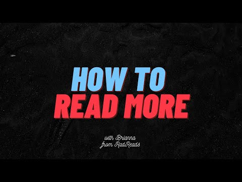 How to Read More with Radreads