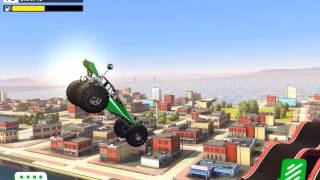 MMX HILL CLIMB Android / iOS Gameplay Video   The Buggy