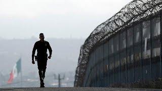 376 Illegal Immigrants Tunnel Under Border Wall In Arizona
