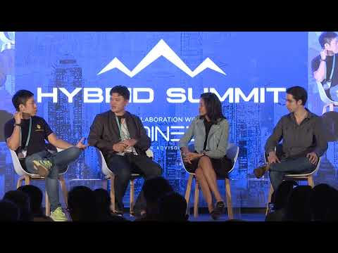 Hybrid Summit 2019 - Be An Informed Blockchain Subscriber