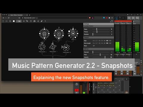 Best free plug-ins this week: Music Pattern Generator, MAutoPitch and FAZU