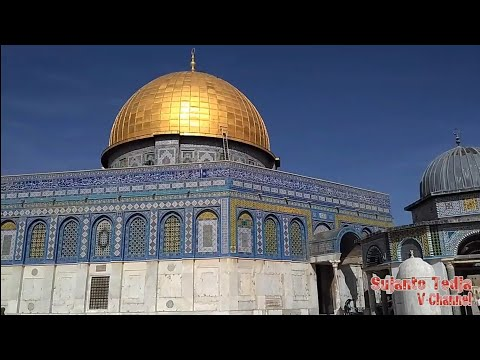 [Video] Mengunjungi Masjid Al Aqsa, Golden Gate, dan Tembok Ratapan di Yerusalem