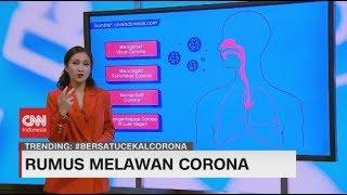 Live streaming 24 jam: https://www.cnnindonesia.com/tv  Banyak orang yang masih mencoba memahami bagaimana mengenali dan melawan corona. Bagaimana mencegah, mengobati, dan antisipasinya akan saya sampaikan rinci, melalui data dan rumusan cnnindonesia.com yang coba kami sampaikan kepada anda.  Ikuti berita terbaru di tahun 2020 dengan kemasan internasional berbahasa Indonesia, dan jangan ketinggalan breaking news dengan berita terakhir dan live report CNN Indonesia di https://www.cnnindonesia.com/tv dan channel CNN Indonesia di Transvision.    CNN Indonesia tergabung dalam grup Transmedia. Dalam Transmedia, tergabung juga Trans TV, Trans7, Detikcom, Transvision, CNN Indonesia.com dan CNBC Indonesia.   Follow & Mention Twitter kami: @myTranstweet @cnniddaily @cnnidconnected  @cnnidinsight  @cnnindonesia   Like & Follow Facebook: CNN Indonesia  Follow IG:  cnnindonesiatv
