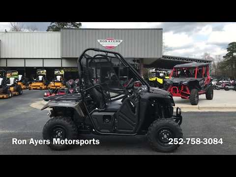 2020 Honda Pioneer 500 in Greenville, North Carolina - Video 1