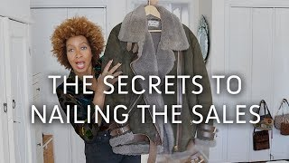 THE FASHION GIRL'S TRICKS ON HOW TO SHOP ON A BUDGET!!