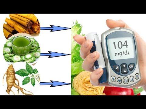 Racine de gingembre de diabète