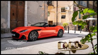 YouTube Video nJJa_WfyEGM for Product Aston Martin DBS Superleggera Volante (GT) by Company Aston Martin in Industry Cars