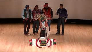 Hopi Festival 2018: 6 Nygumon Tota — Hopi Corn Grinding Dance