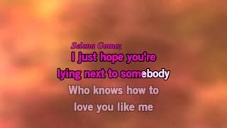 We Don't Talk Anymore - Charlie Puth feat. Selena Gomez - MP3 instrumental karaoke