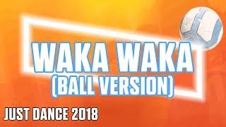 just dance clean songs waka waka - TH-Clip