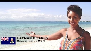 Monyque Brooks Contestant from Cayman Islands for Miss World 2016 Introduction
