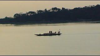 Cruising in Brahmaputra, Assam