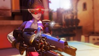 SNIPING FROM THE SHADOWS! | Overwatch #1