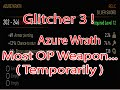 Witcher 3 Best Weapon in Game!  -- Azure Wrath -- ( For a little while... )