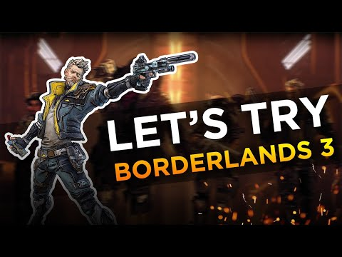 Trying my Hands on this NEW AWAITED GAME of 2019 - #Borderlands3 #GamesTheShop