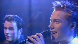 BOYZONE LIVE, FATHER and SON, 1996 Children in Need