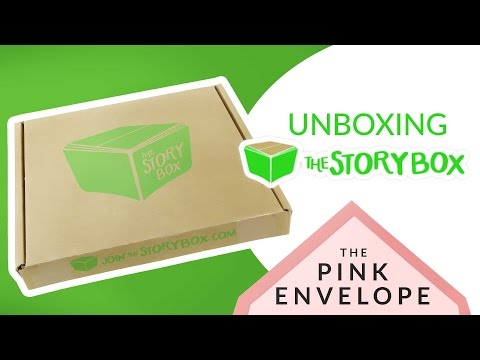 The Story Box Kids Book Subscription Box Review