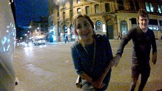 Random Encounters 2 - Ft. Drunk girl badly needs a wee!