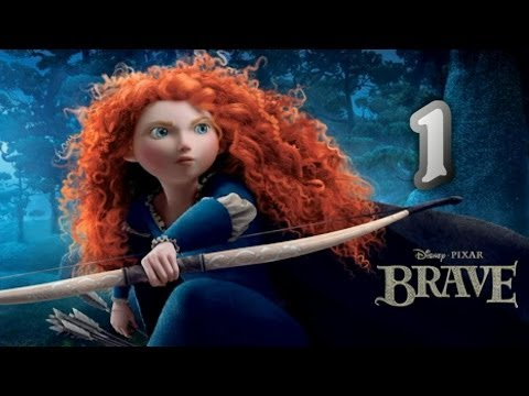 "Храбрая сердцем (Brave) Часть 1 ""Тенистая роща"""