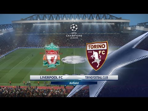 Liverpool Vs Torino - 2018/19 Season - New Signings Friendly - PES 2018