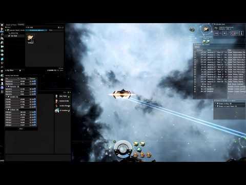 Man Falls Asleep While Playing Eve Online. Hijinks Ensue.