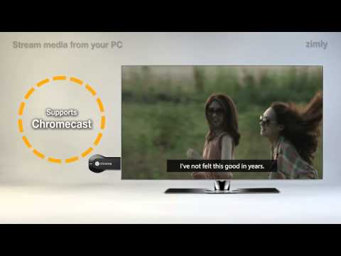 Video of Zimly: Home Media Cloud