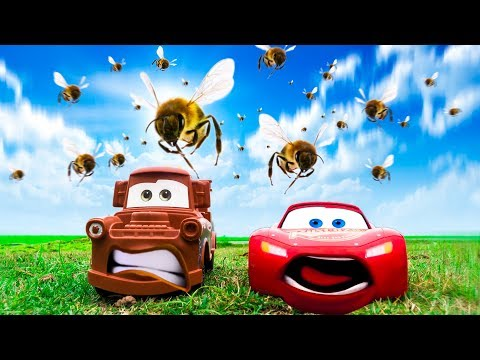 Disney Pixar Lightning Mcqueen Cars 3 Toys Nursery Rhymes Children Song | Toys for Kids Stream