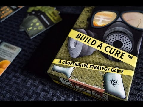 Green Akers Games Video Review: Build A Cure