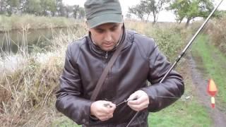 Лидер для ловля щуки на живца осенью