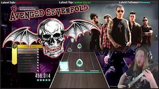 Avenged Sevenfold - Shepherd of Fire 100% FC (Guitar Hero: Live, Expert)