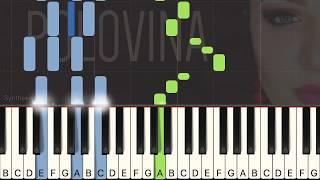 Как играть Ka-Re Prod... ПОЛОВИНА 2018 [Easy Piano Tutorial] (Synthesia)