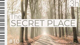 THE SECRET PLACE - 3 Hours of Piano Worship Instrumental Music - Musica de Adoracion para orar #10