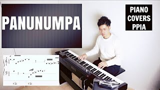 Panunumpa (Carol Banawa)- Composer Fr. JBoy Gonzales, S.J.-PianoCoversPPIA