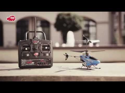 Dickie Toys - Helicopter - Air Devil - Radio Control