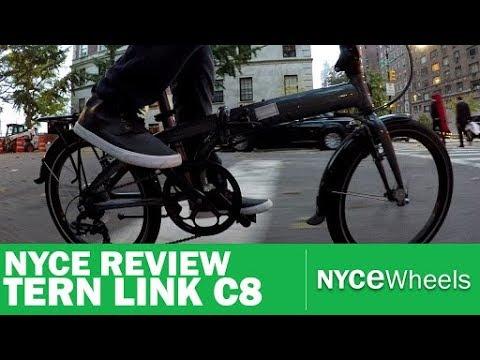 Tern Link C8 | Folding Bike Review