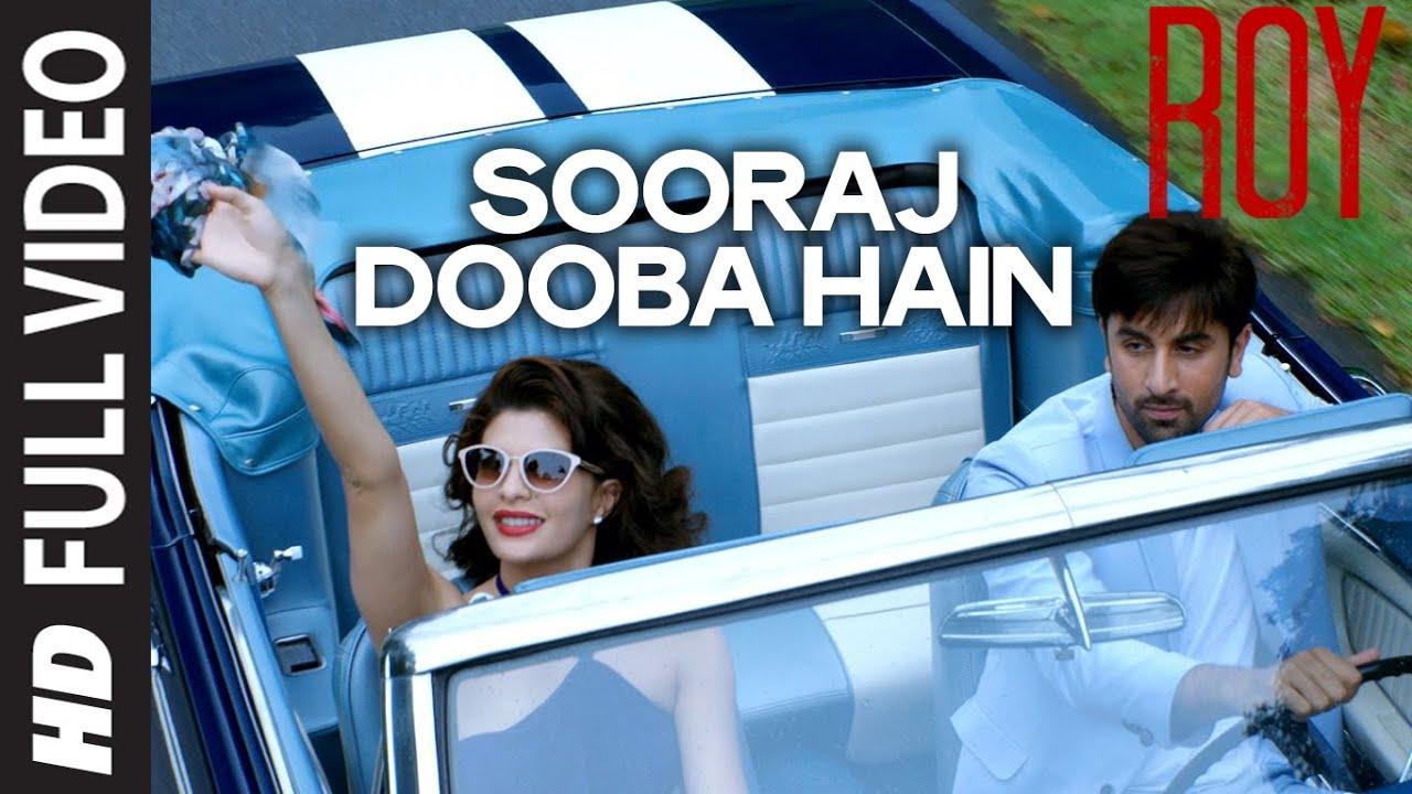 Sooraj Dooba Hai Lyrics in Hindi| Arijit Singh, Aditi Singh Sharma Lyrics