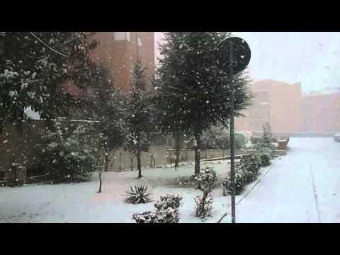 Neve a Siena 17-12-2010 Ore 13,47