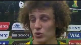 Позор Сборной Бразилии по футболу2014