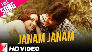 Janam Janam - Full Song | Faasle | Rohan, Farah   - YouTube