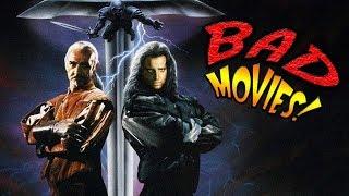 Highlander 2   BAD MOVIES!
