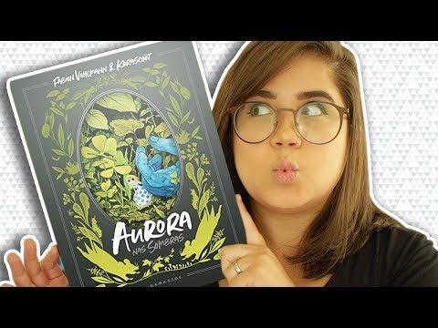 BONITINHO, MAS PERTURBADOR: AURORA NAS SOMBRAS | Pronome Interrogativo