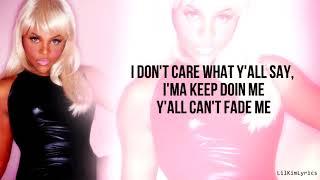 Lil' Kim - Time to Rock & Roll (Lyric Video) HD