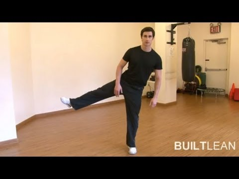 Dynamic Balance Test: Can You Do It?