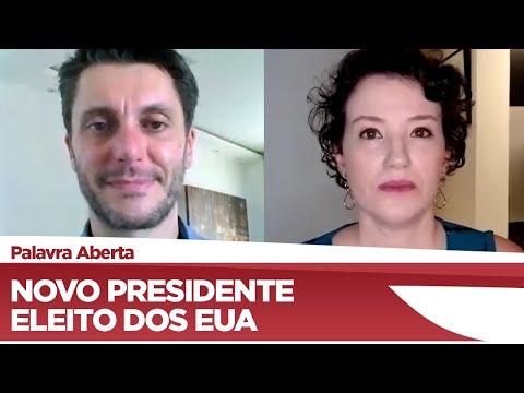 """Alex Manente propõe """"aliança pela liberdade"""" com os EUA - 11/11/20"""