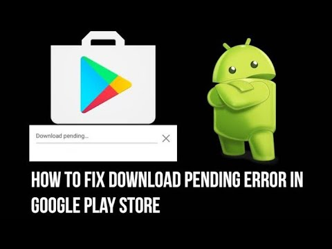 Download How To Fix Download Pending Error In Play Store 100 Solv