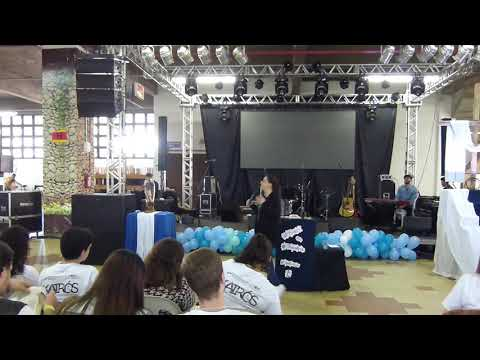 Kairós da Juventude 2018 | 5ª Pregação: Fabiana Rampelotti
