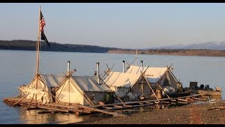 Alaska Log Raft Adventures .......... Yukon River