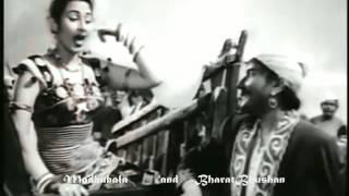 ek pardesi mera dil le gaya Phagun 1958_Madhubala_Mohd